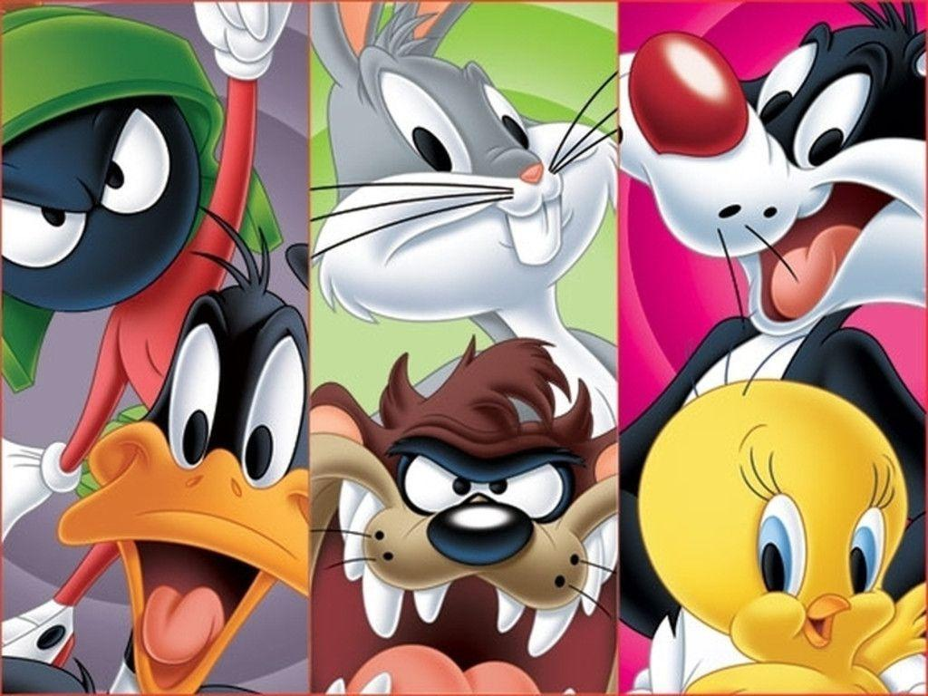 Looney Tunes Background for Your Home