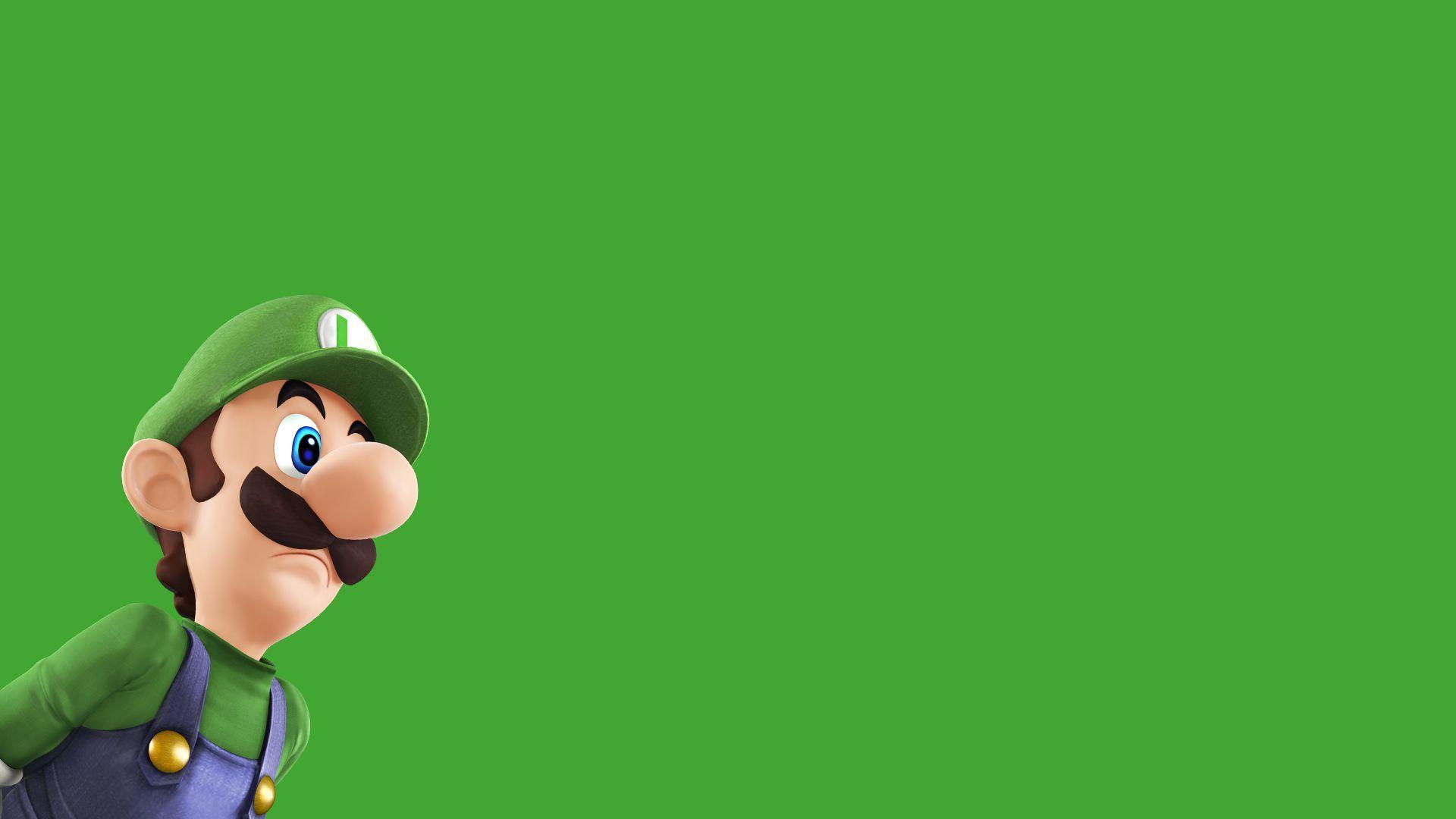 Luigi Wallpaper – Get Some Free Samples!