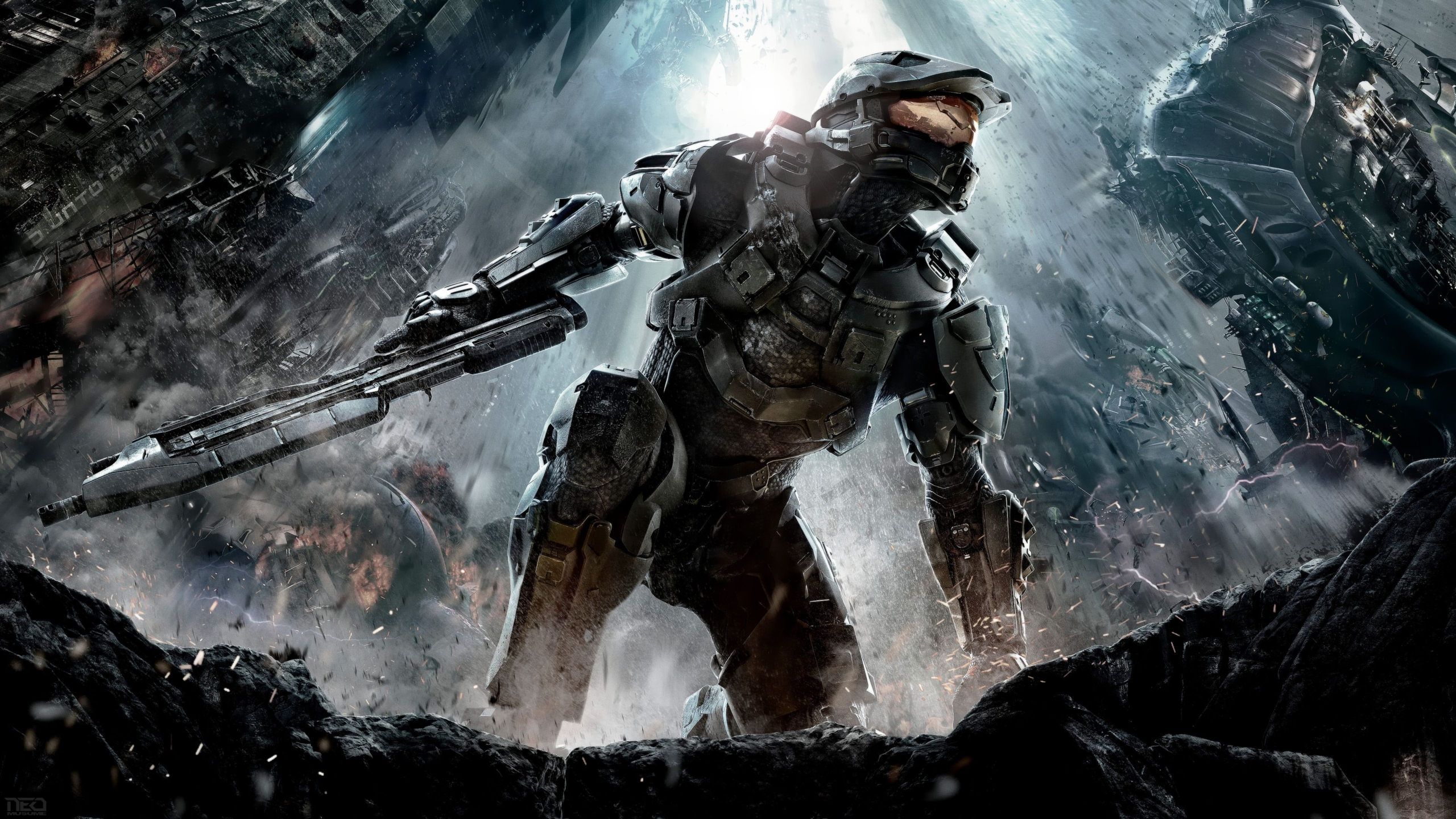 Master Chief Wallpaper design ideas for your computer
