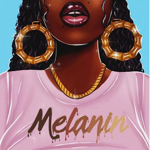 melanin wallpaper design ideas