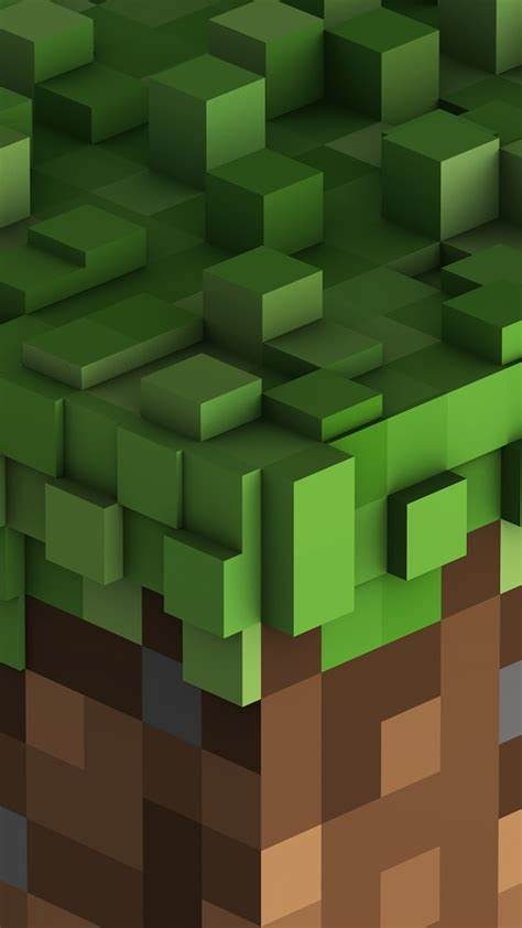 Minecraft phone wallpaper to boot