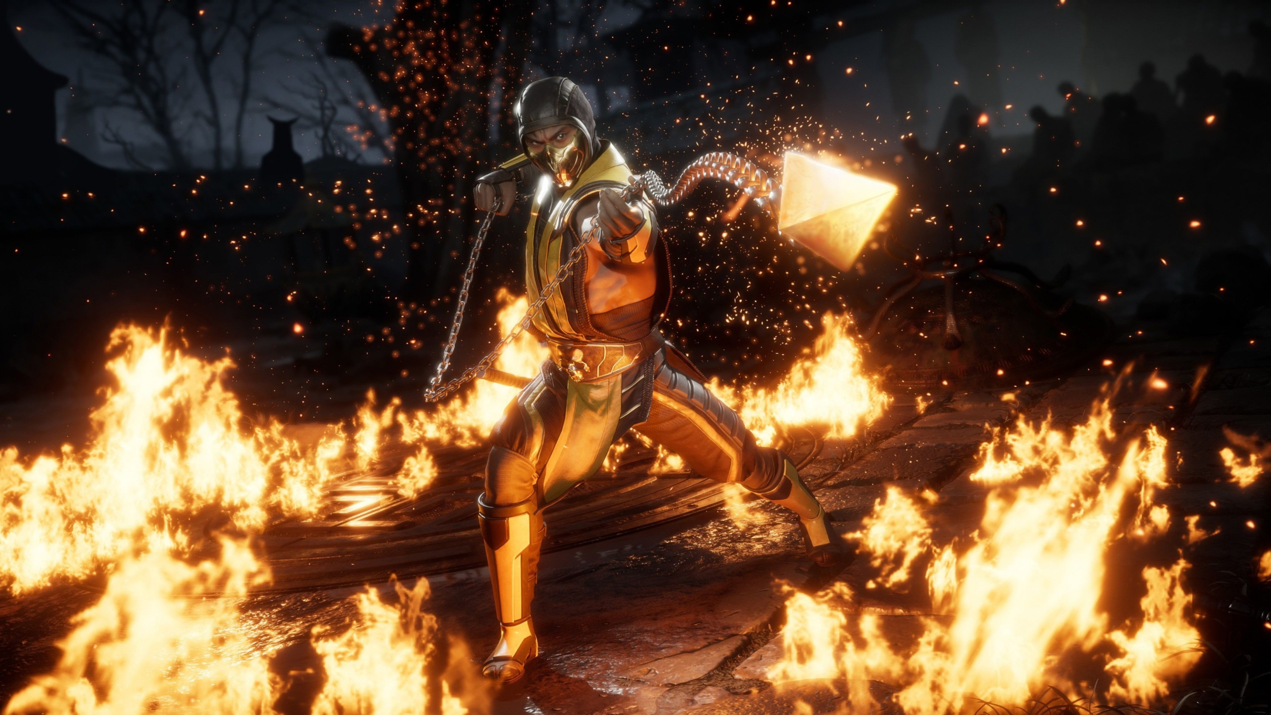 Some Interesting Facts About the MK11 Wallpaper
