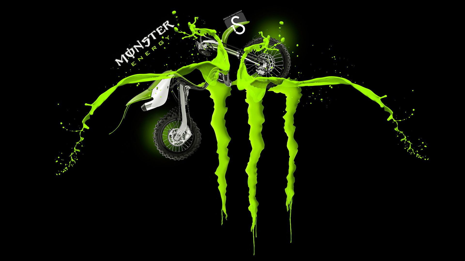 Monster Wallpaper – The Only Custom, Hand Made wallpaper You'll Ever Need