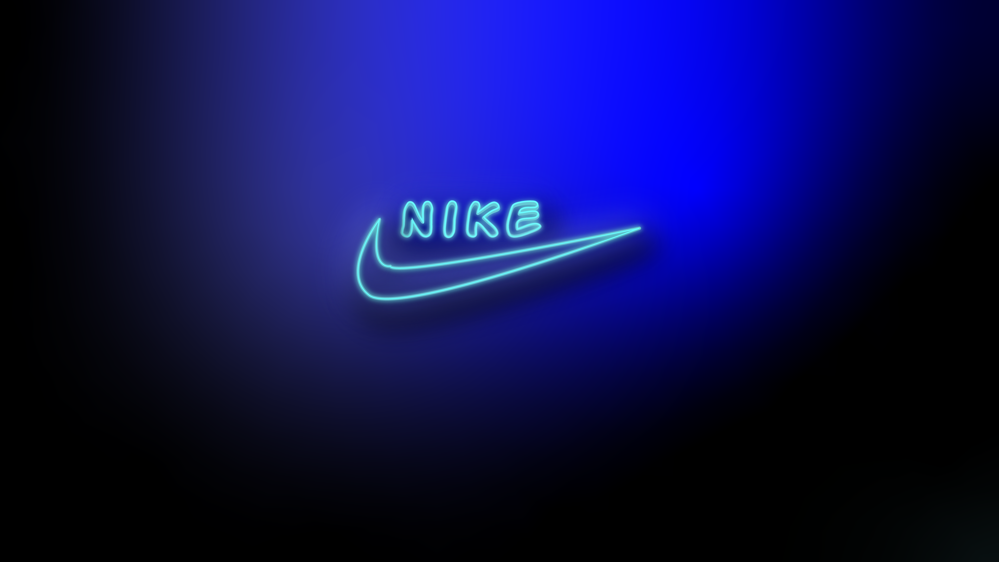 What Makes Neon Blue Wallpaper Trendy?