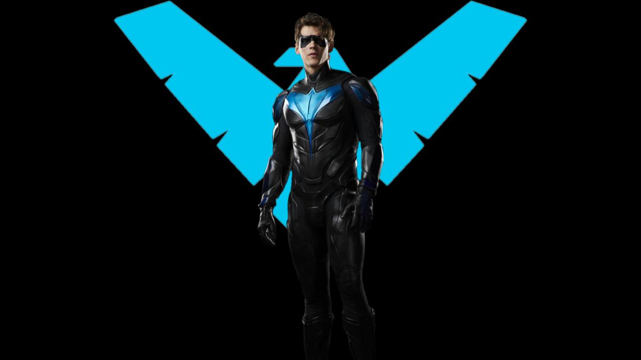 Nightwing Wallpaper – A Master Wallpaper design