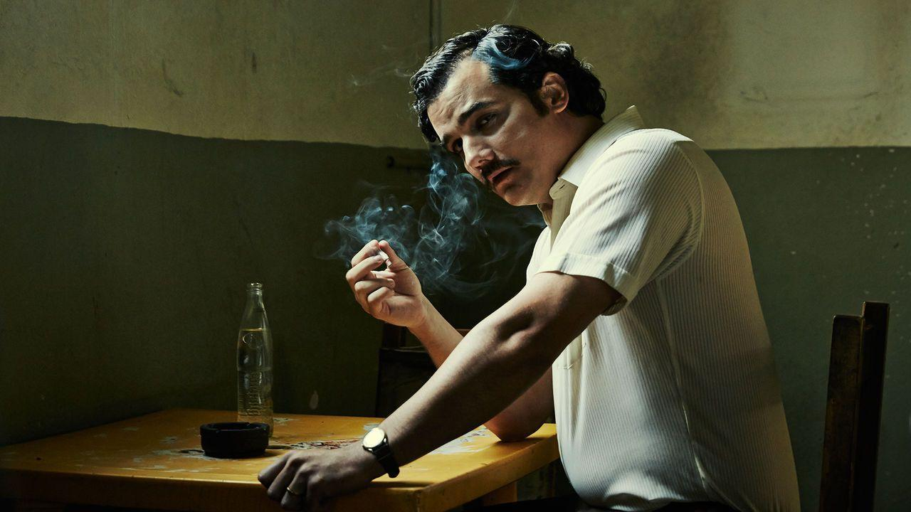 Famous Pablo Escobar wallpaper