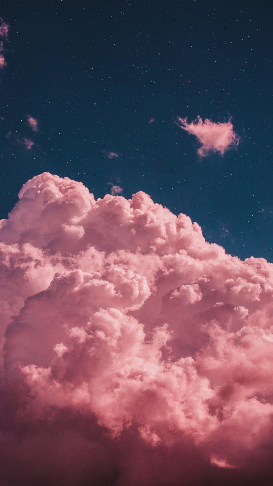 How To Create Your Own Pink Clouds Wallpaper Image