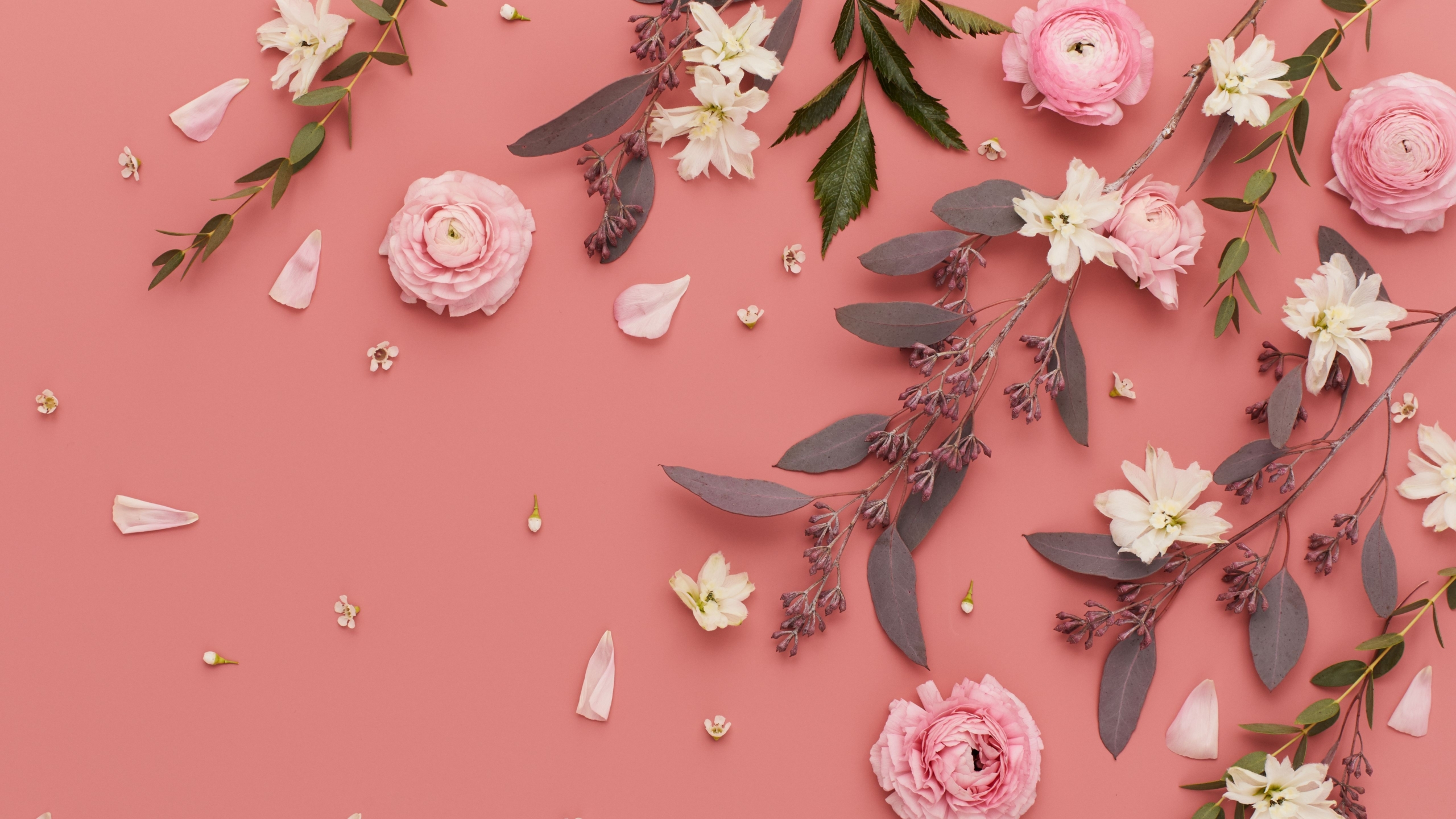 Pink Desktop Picture design Ideas – Why Use Pink wallpaper?