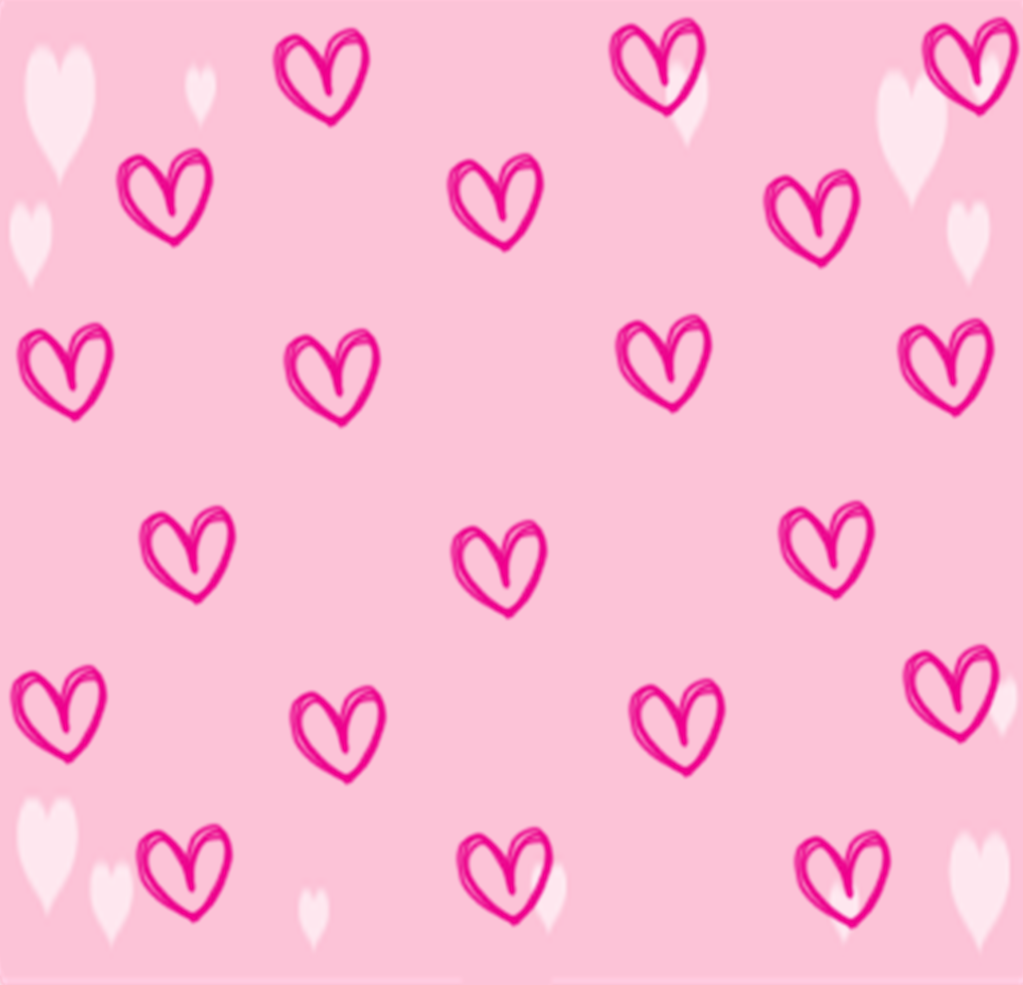 pink heart wallpaper design ideas for your computer
