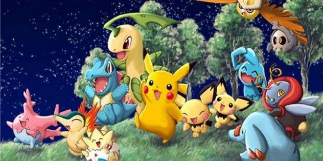 Pokemon Wallpaper Hd – Download Them For Your Desktop Or Laptop