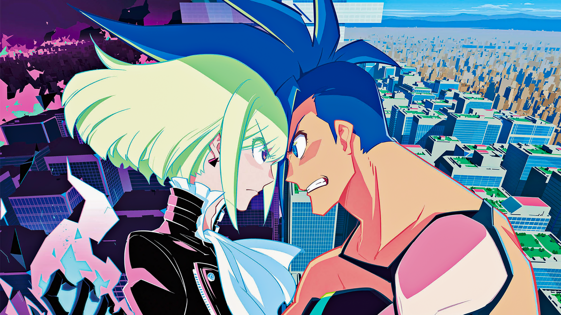 Promare Wallpaper – Find Latest wallpapers Online