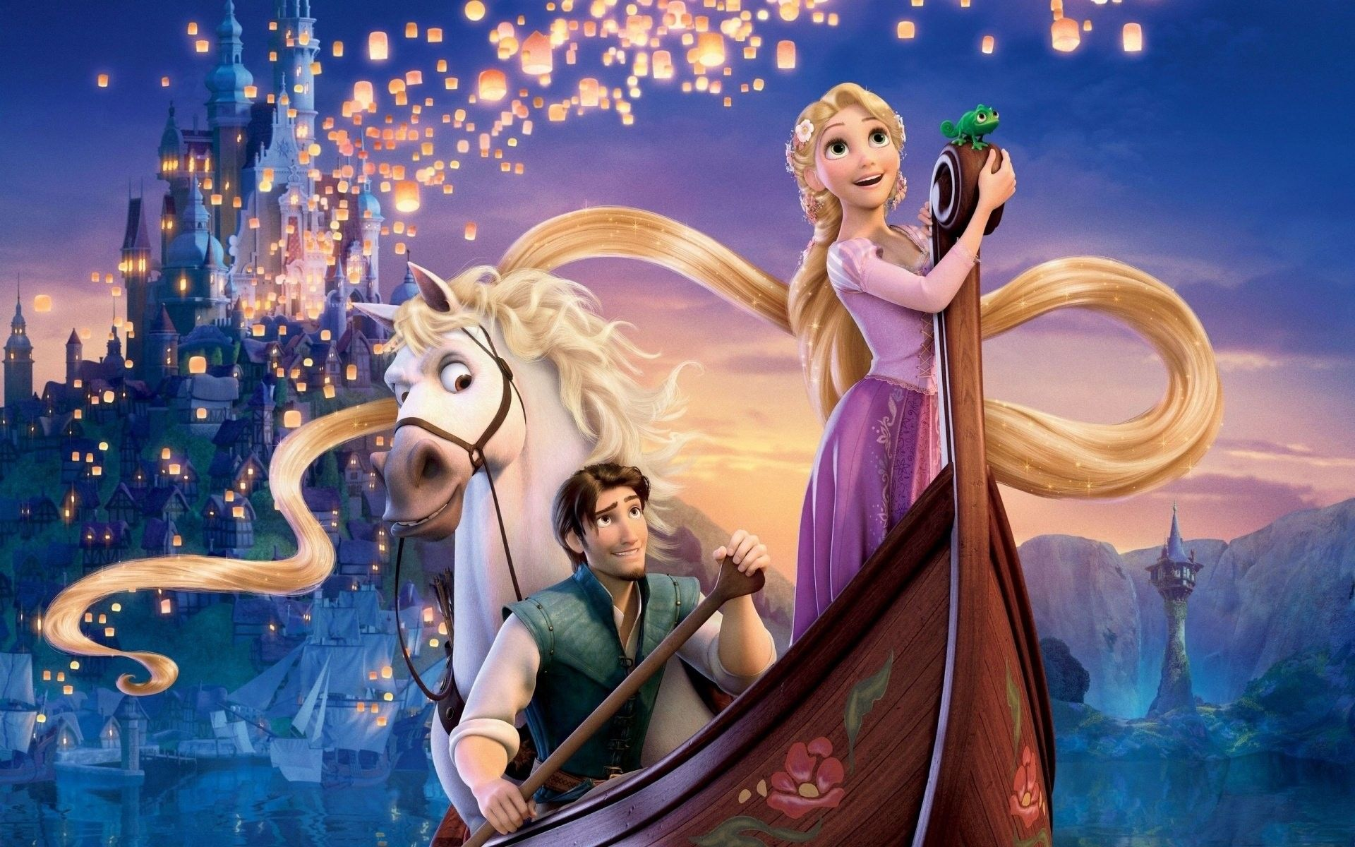 Rapunzel Wallpaper Designs You Can Use on Any Part of Your Computer
