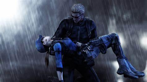 Resident Evil series Game Wallpaper