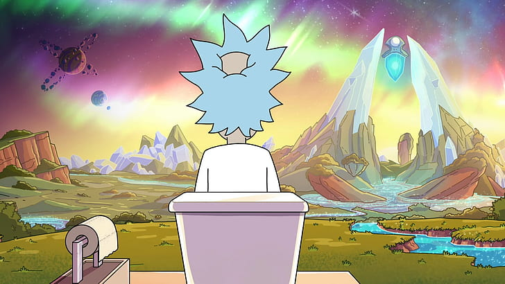 An Introduction to Rick wallpaper