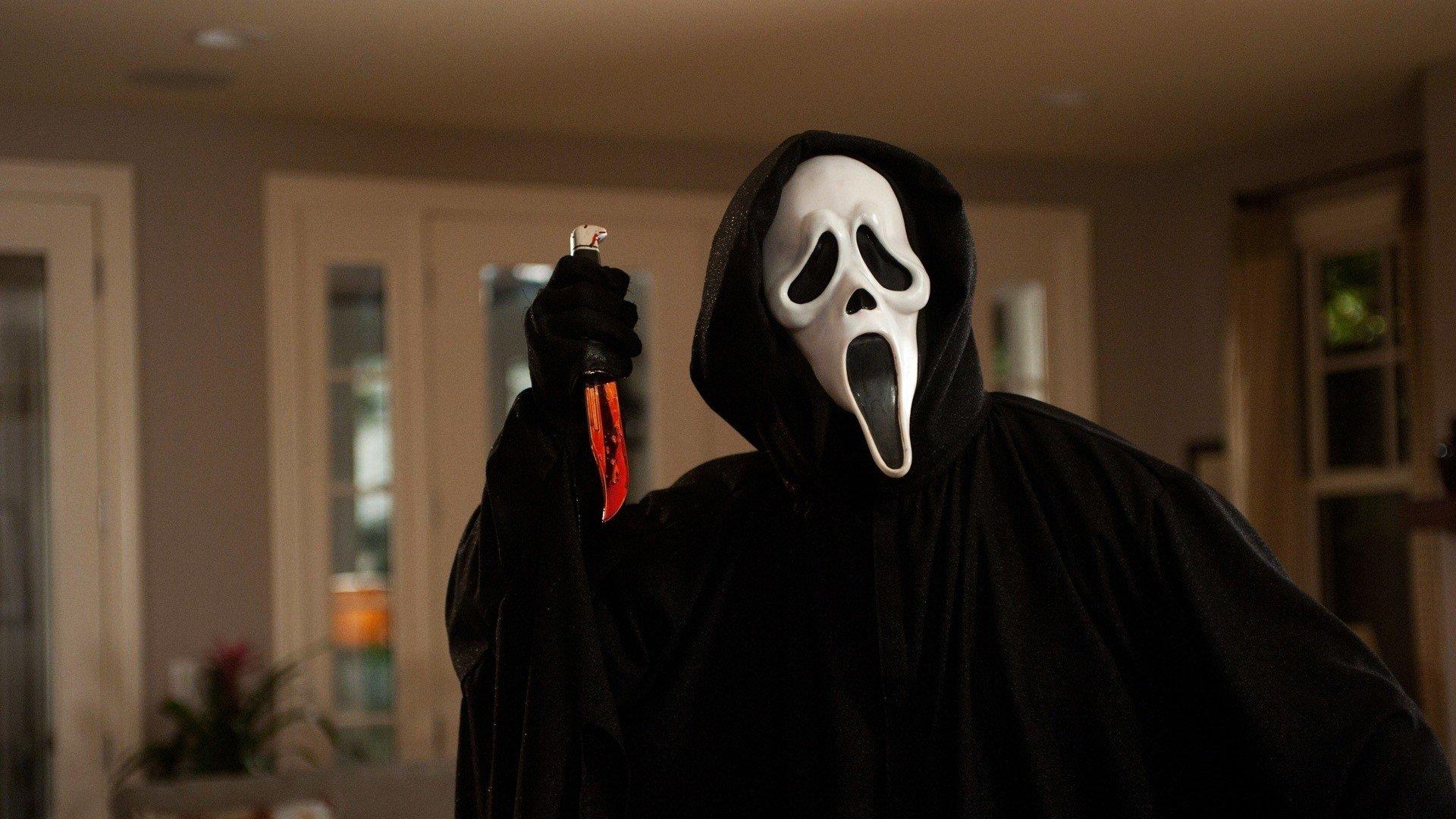 All About Scream Wallpaper design ideas