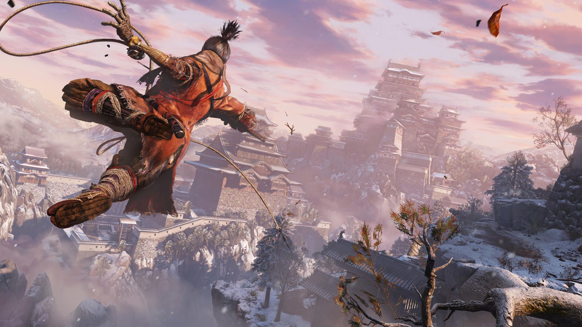 Showing Off With Sekiro Wallpaper