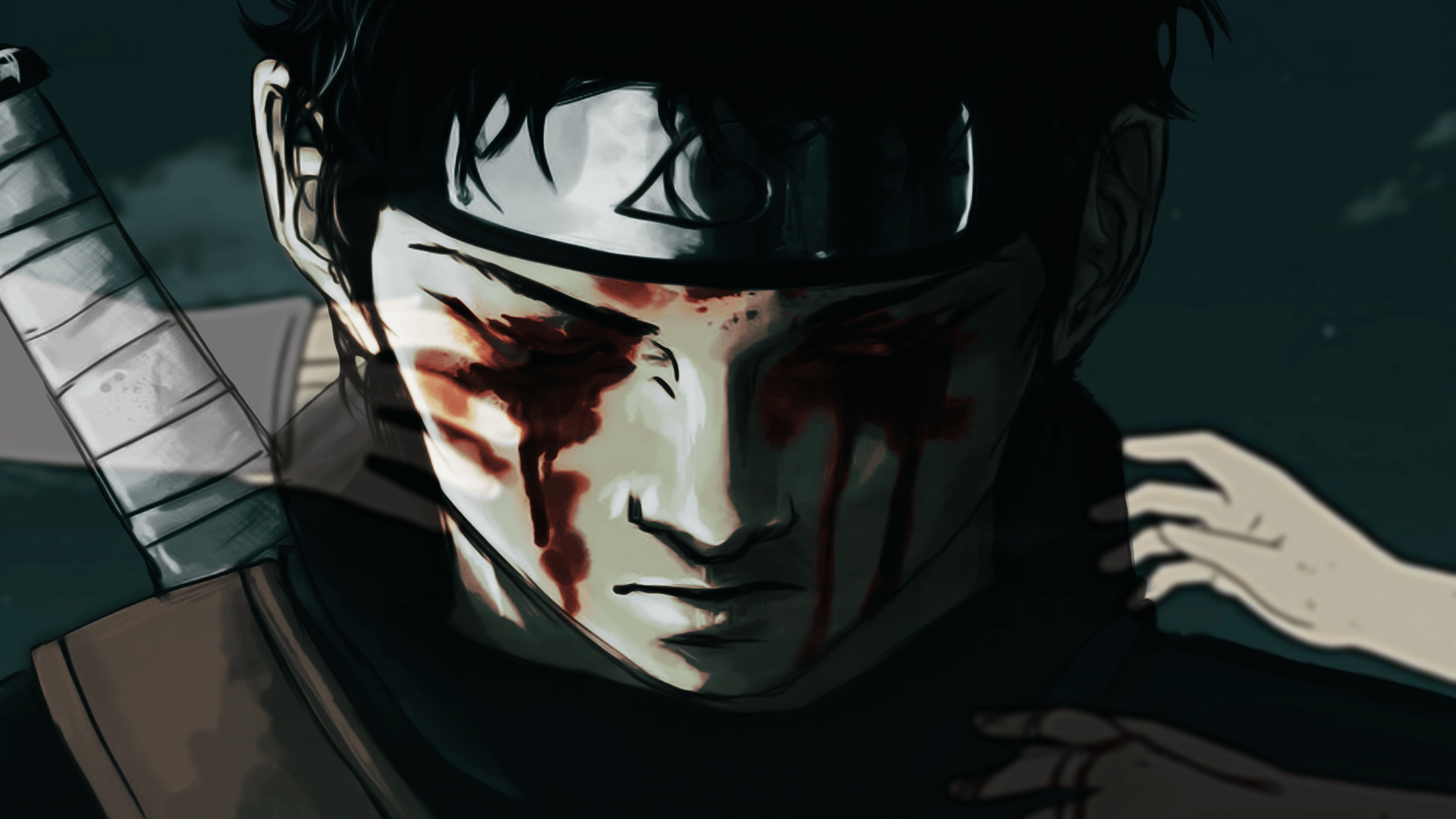 Is It Wise to Use Shimui Uchiha Wallpaper background?