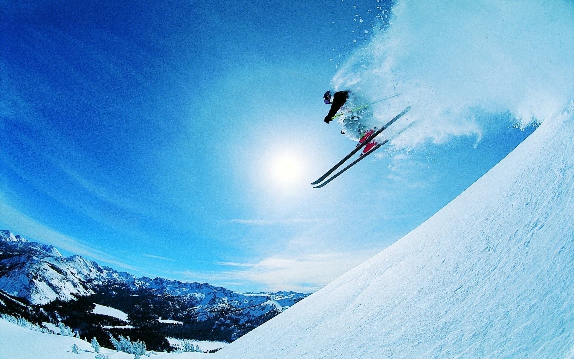 How To Decorate With Ski Wallpaper