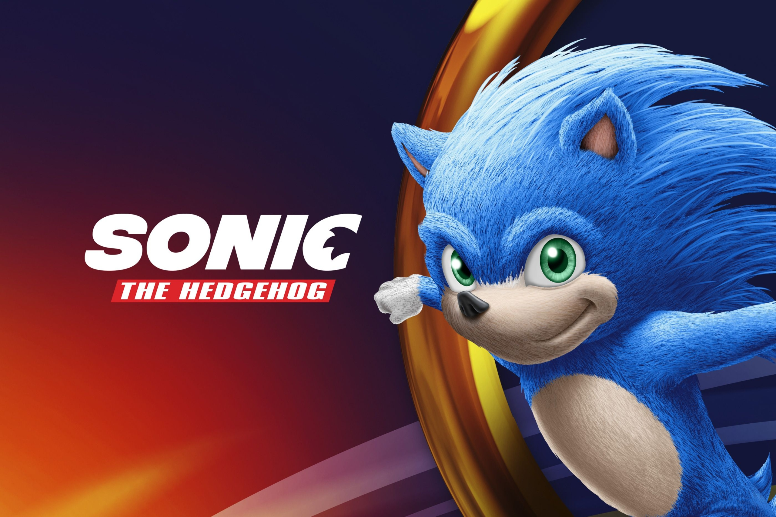Give Your Walls a Cool New Look With Sonic Movie Wallpaper