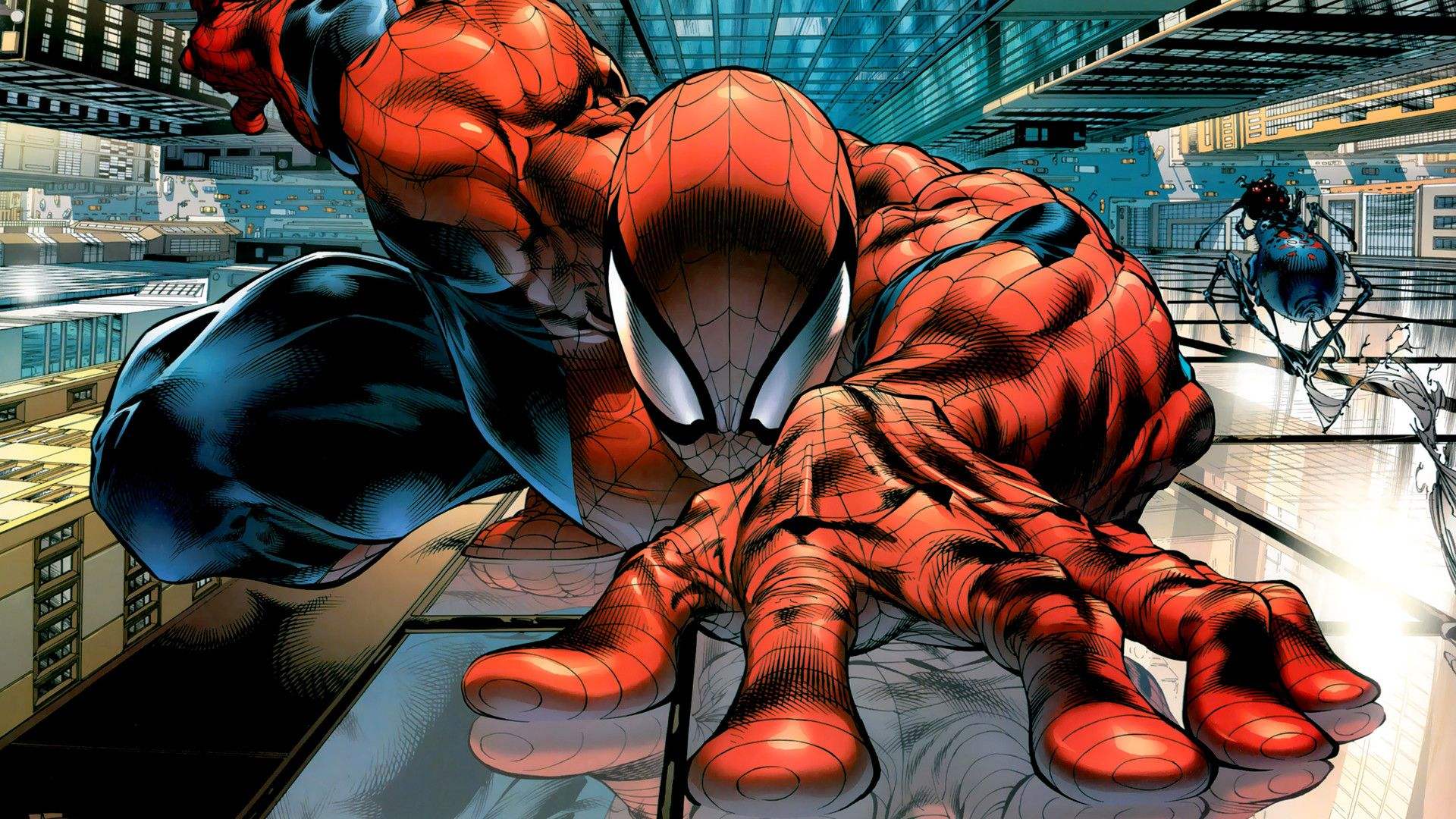 Best Spiderman Comic Wallpaper Designs You Cannot Miss