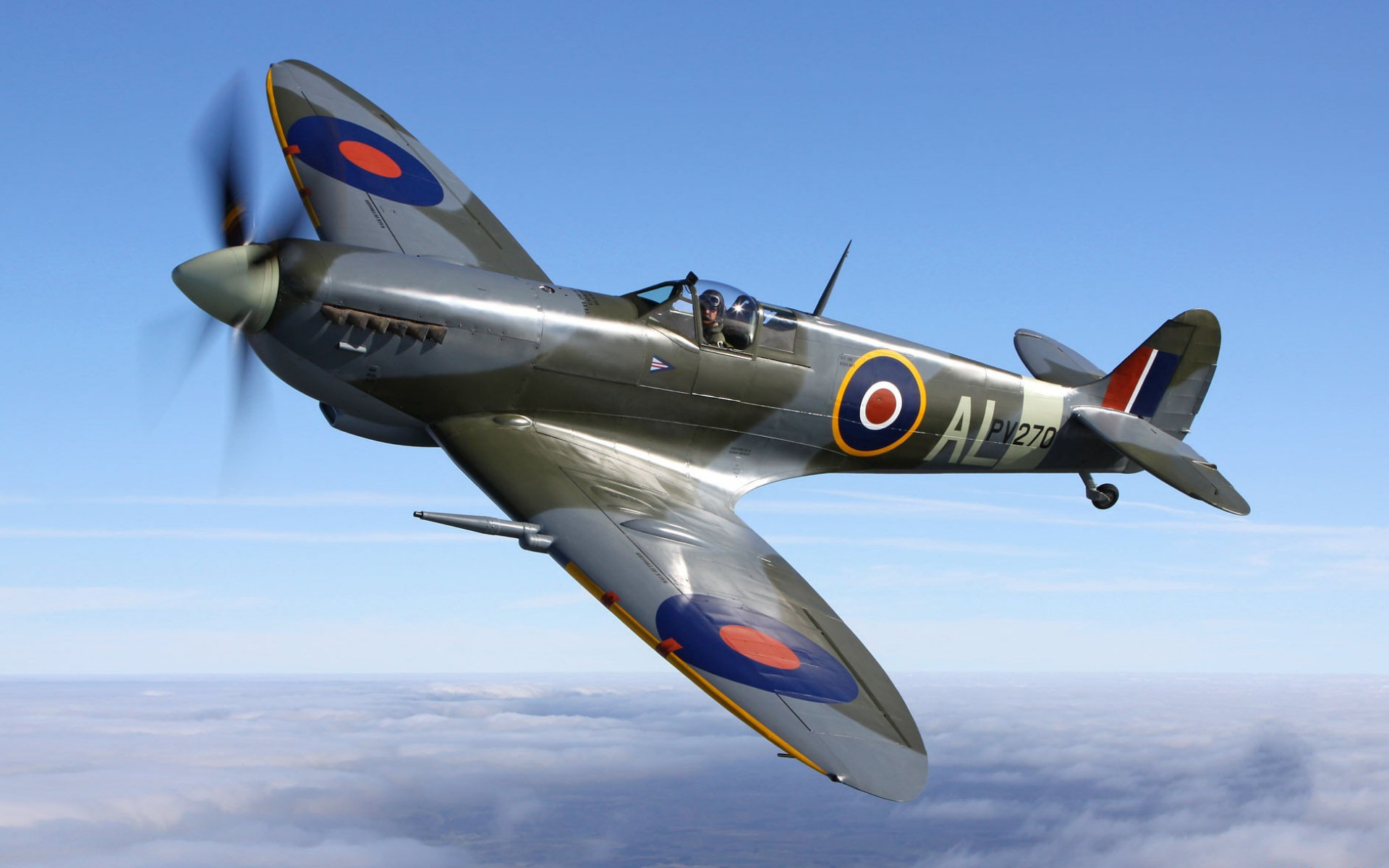 Spitfire Wallpaper Inspiration For Your Computer Walls