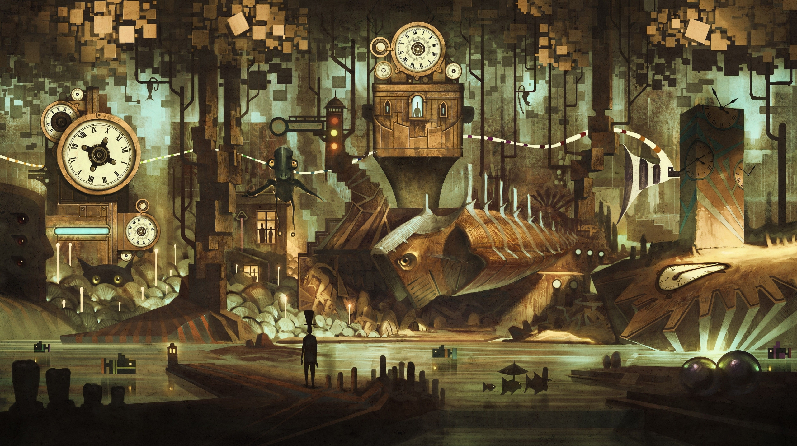Steampunk Picture designs – The Best background Modern Design You Can Make Yourself!