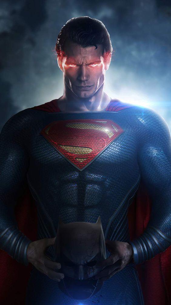 Download Superman iPhone Wallpaper