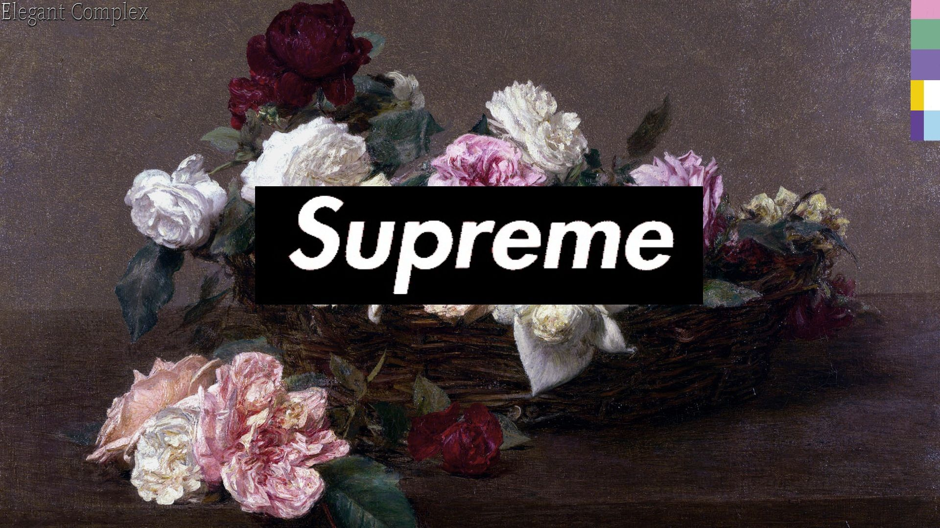 Supreme Rose Background for Your Modern Home
