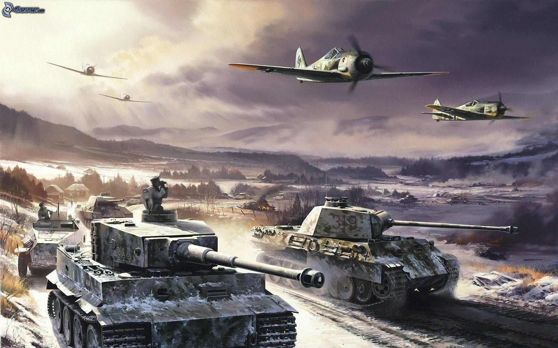 How to Decorate Your Walls With Tank wallpaper Picture designs