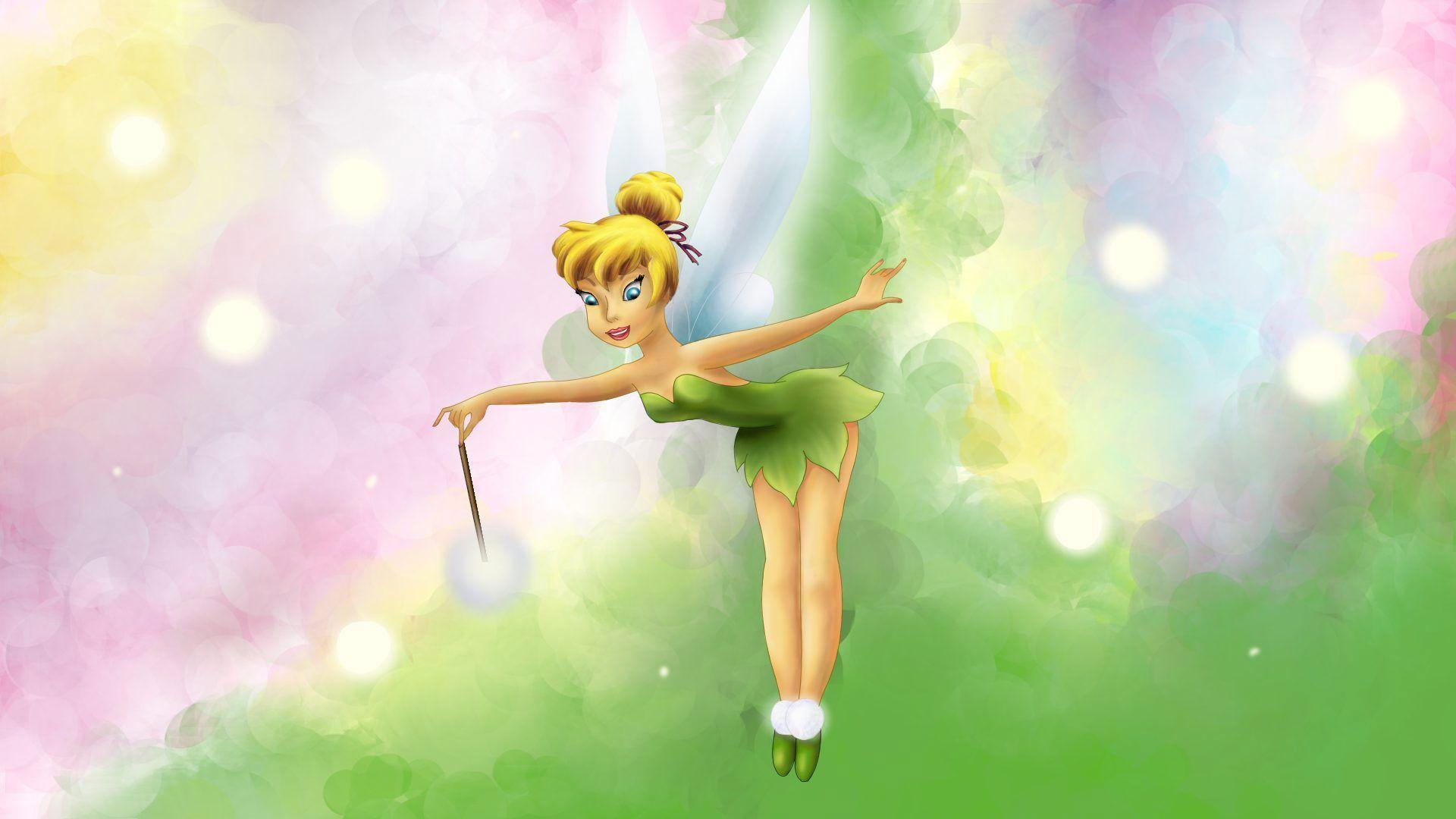 Tinkerbell Wallpaper – What You Need to Know About This Decorative wallpaper