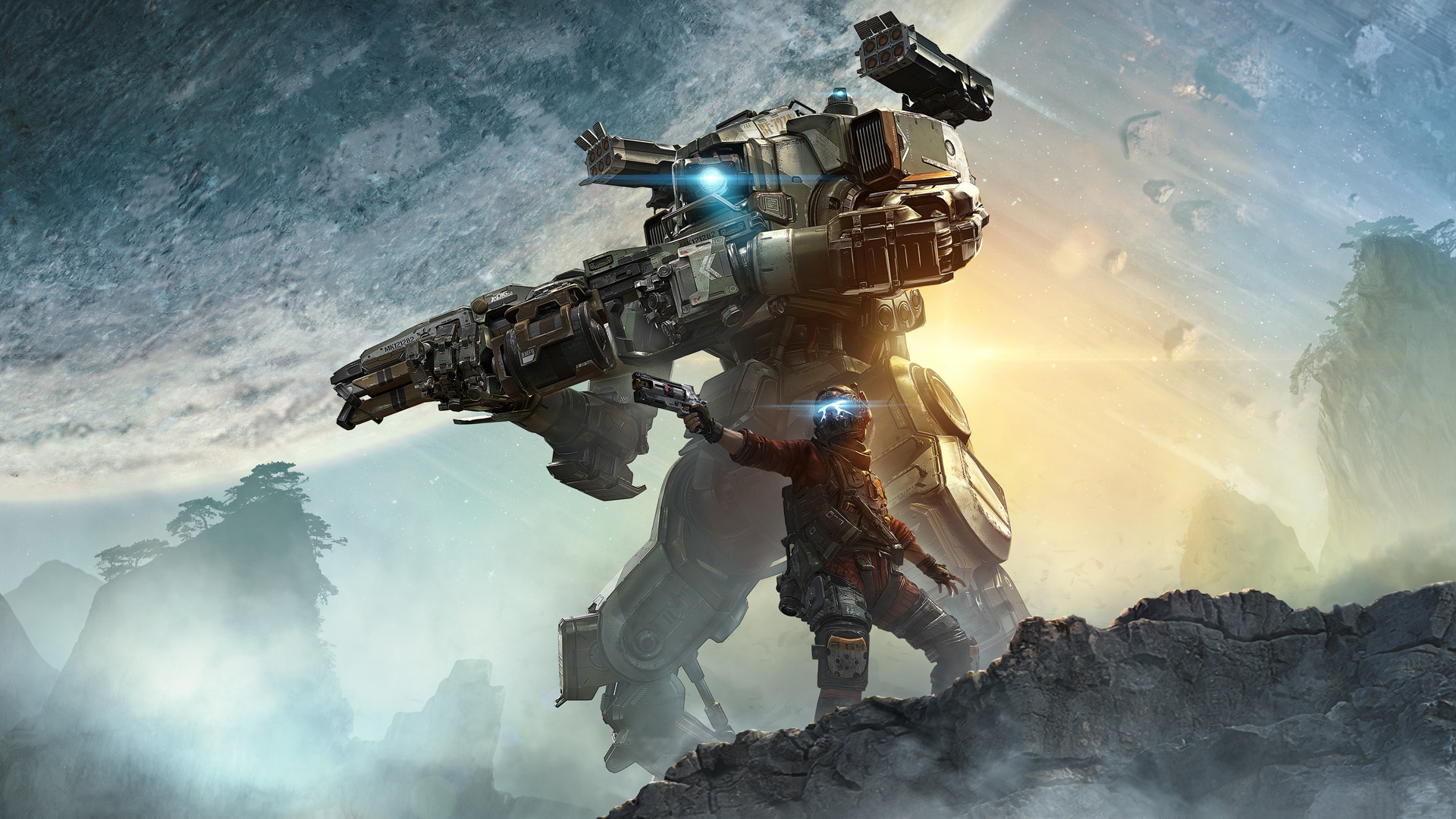 Find the Top Titanfall 2 Wallpaper Ideas For Your Computer