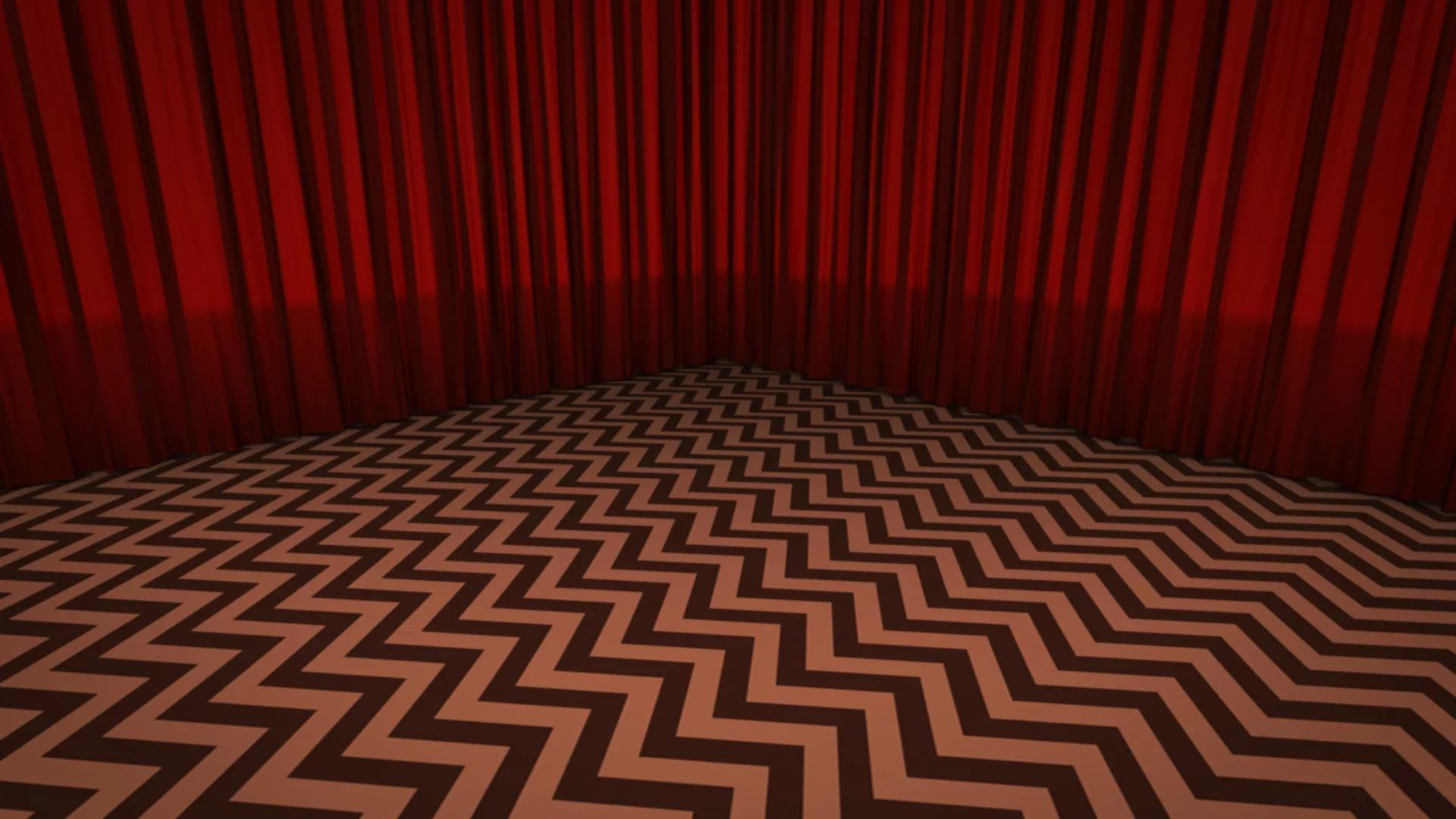 Abstract twin peaks wallpaper Backgrounddecoration