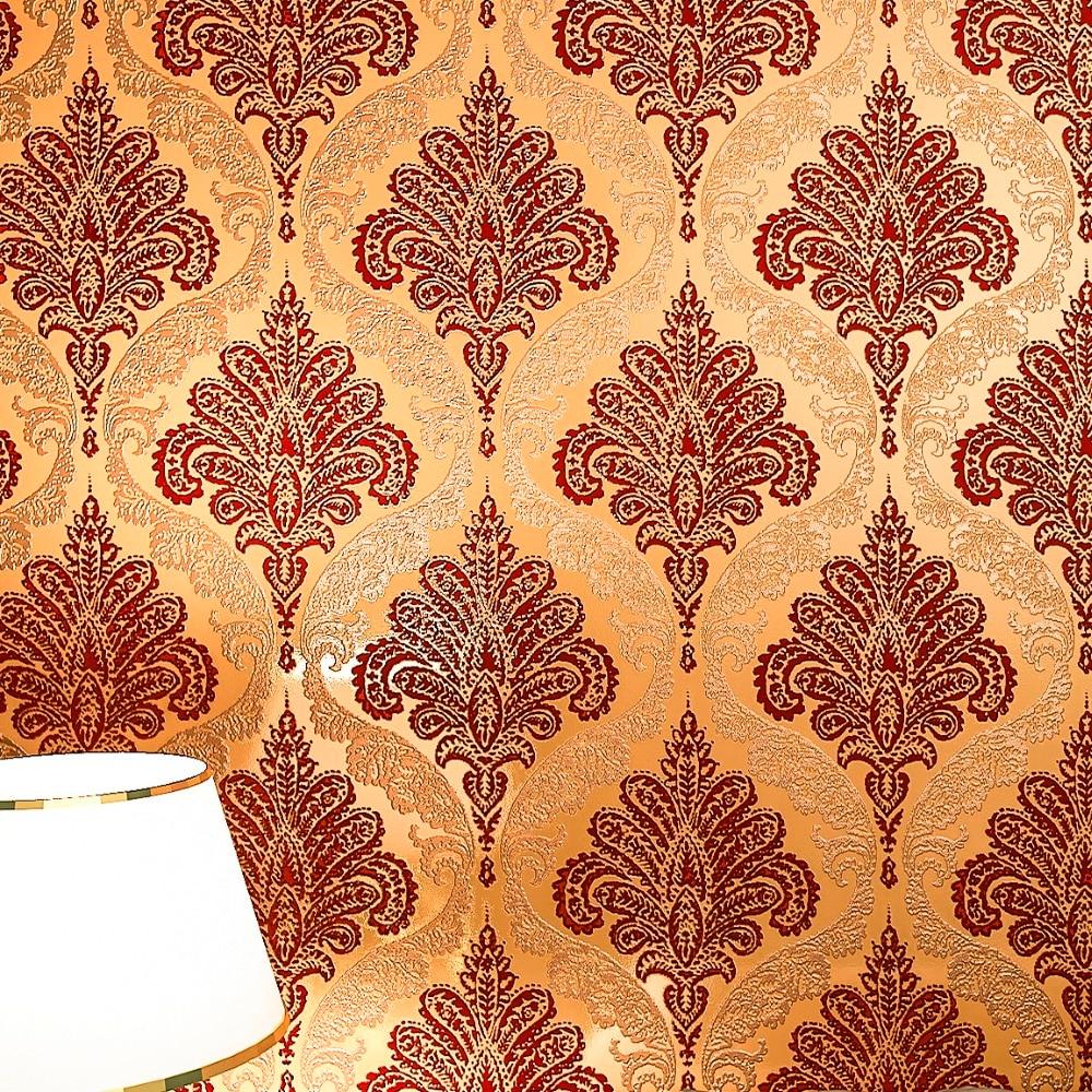 A Few V Velvet wallpaper Ideas For Modern Interior Decoration