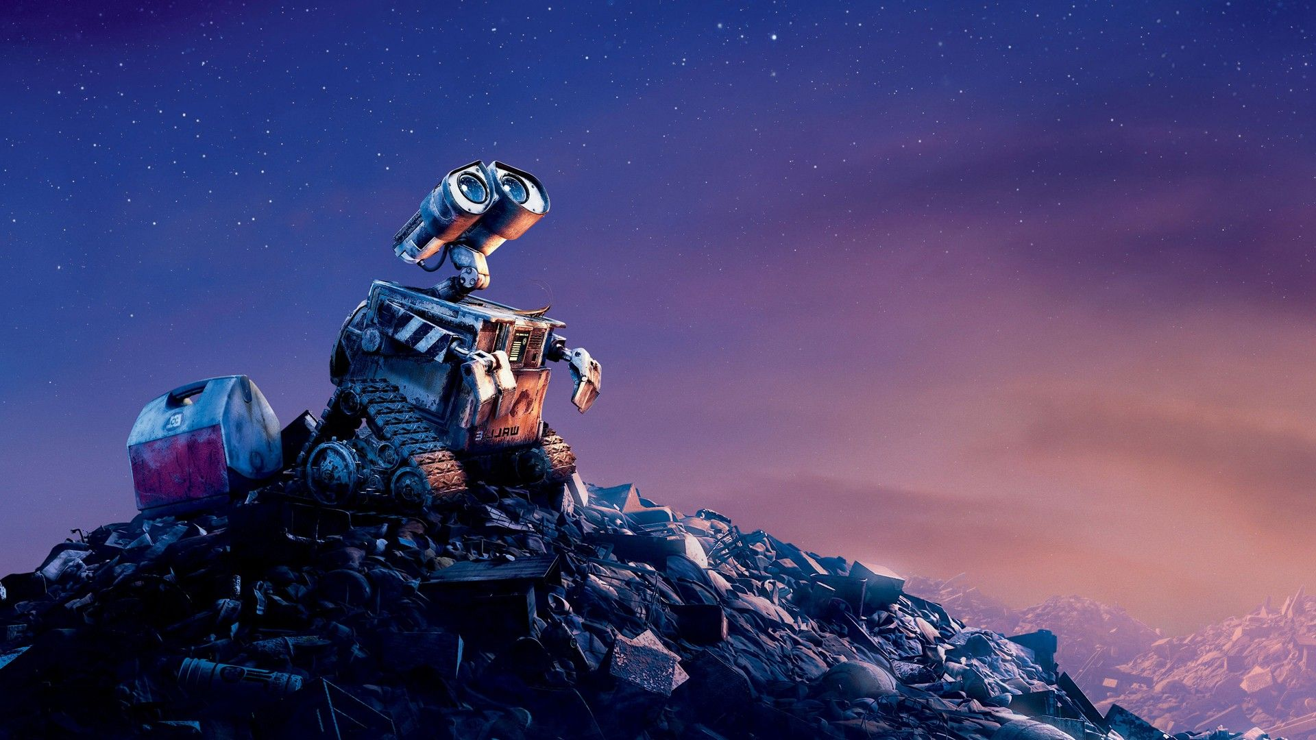 Choose wall e Wallpaper That Accents Your Room