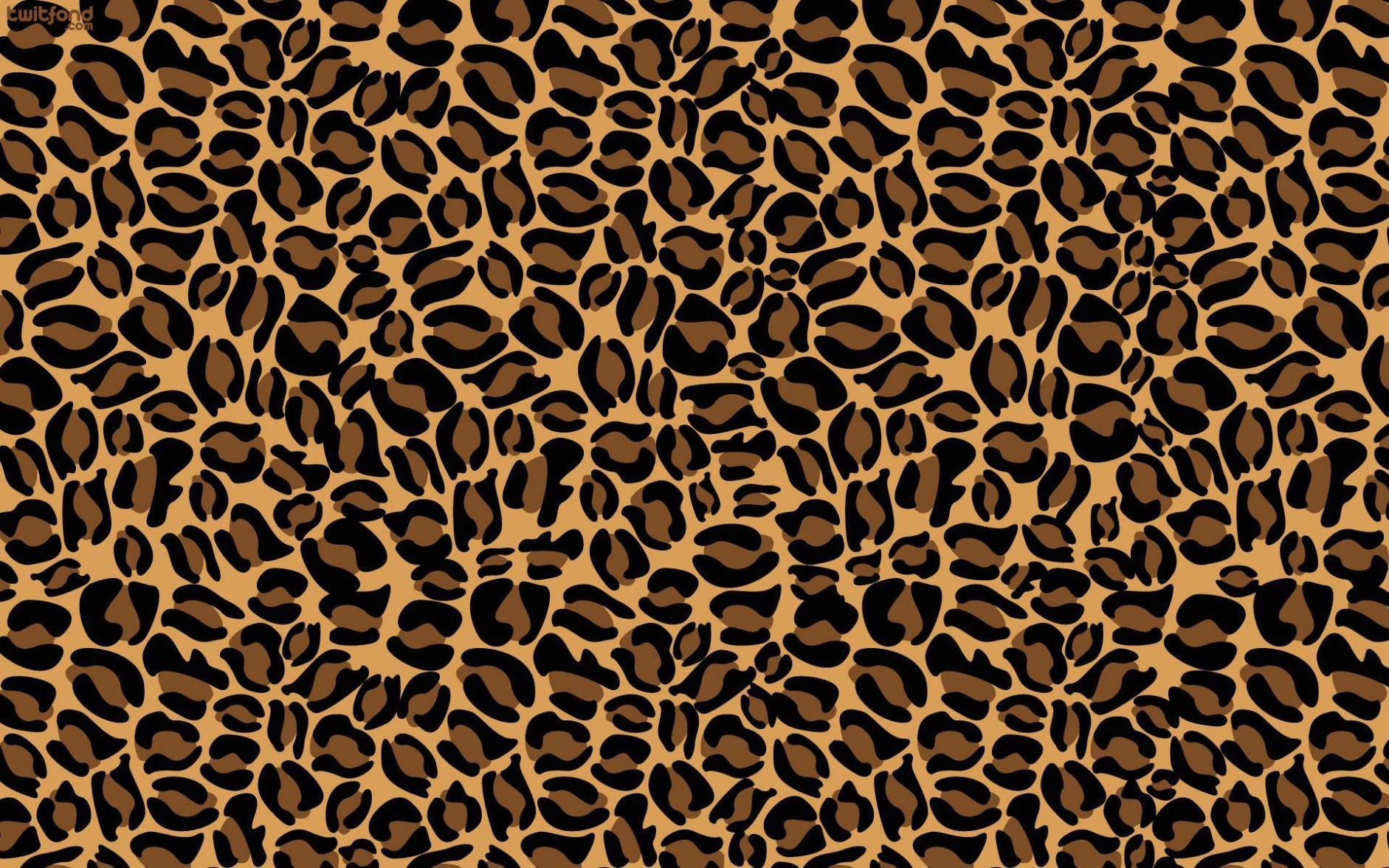 best cheetah print wallpaper  design ideas