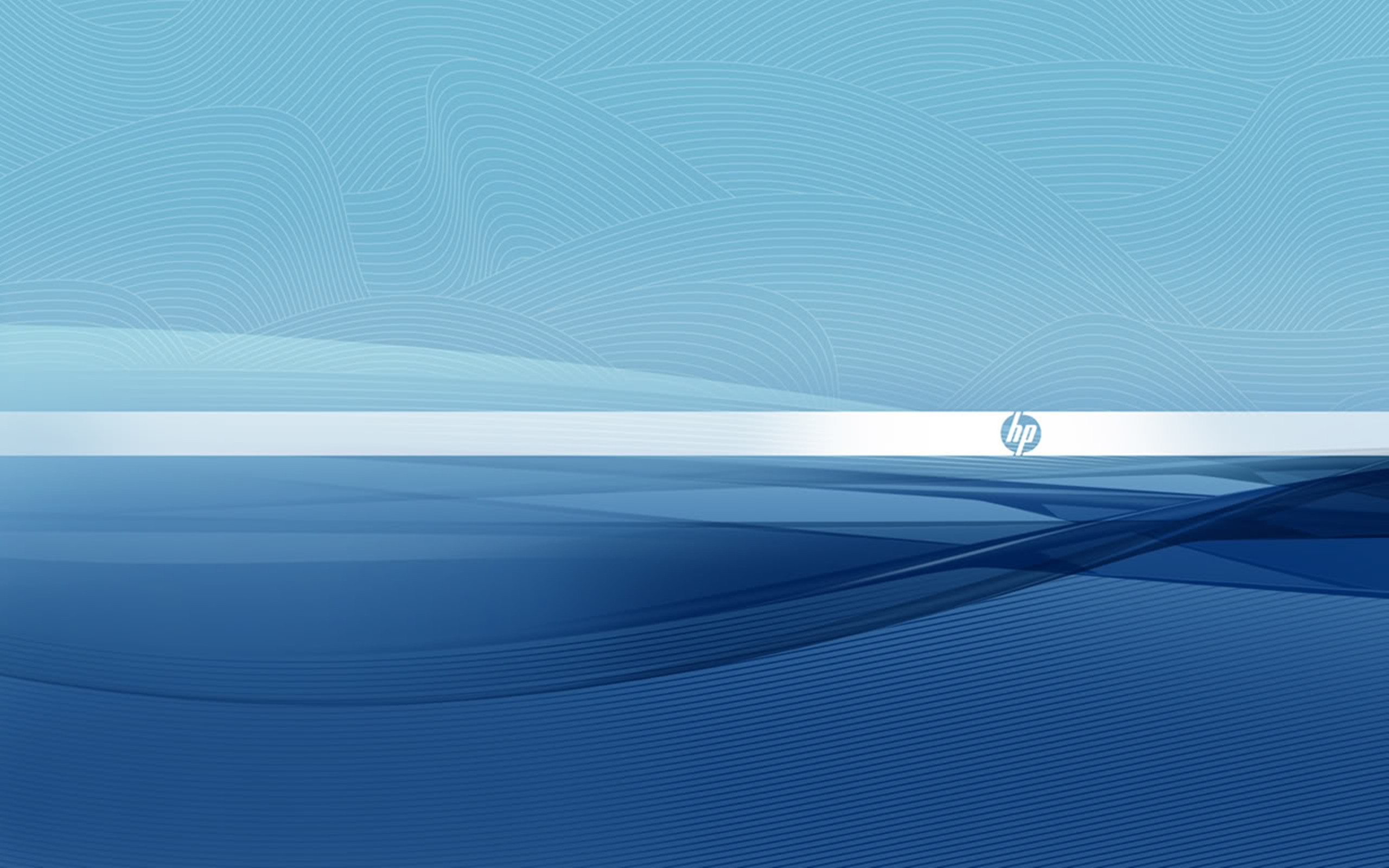 Clean your HP wallpaper