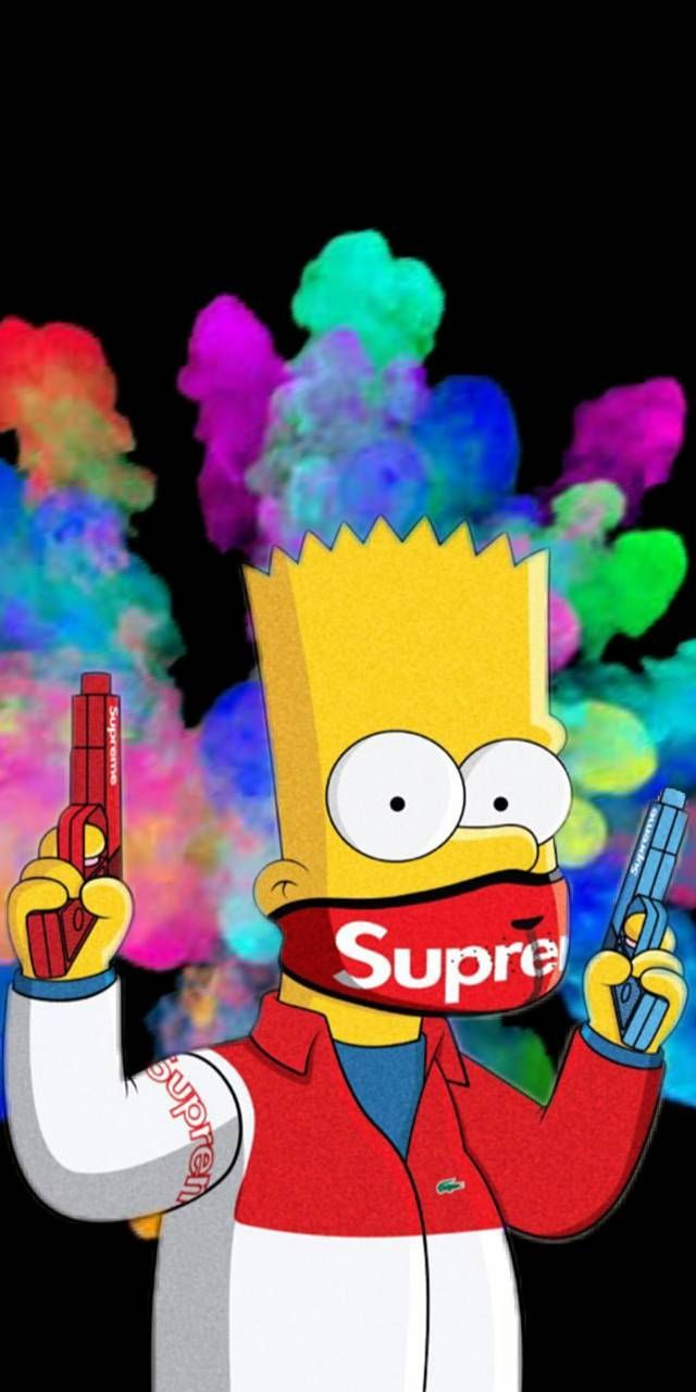 Digital Wallpaper Ideas – Wallpaper Simpsons!