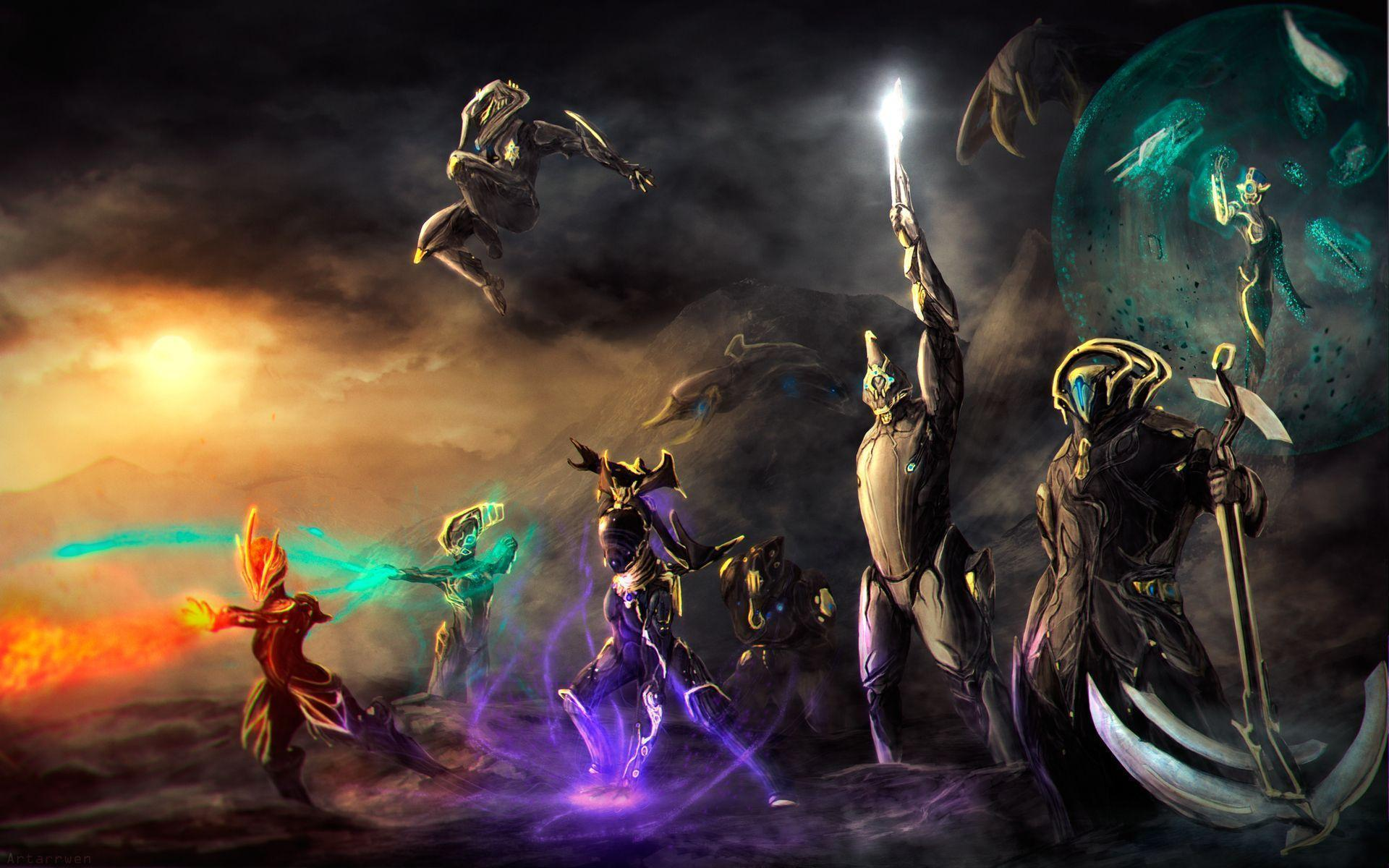 Warframe Wallpaper – Spices Up Your Graphics