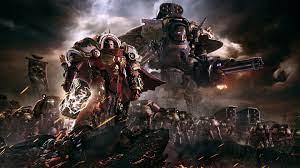 Warhammer 40k Backgrounds – Master Picture design