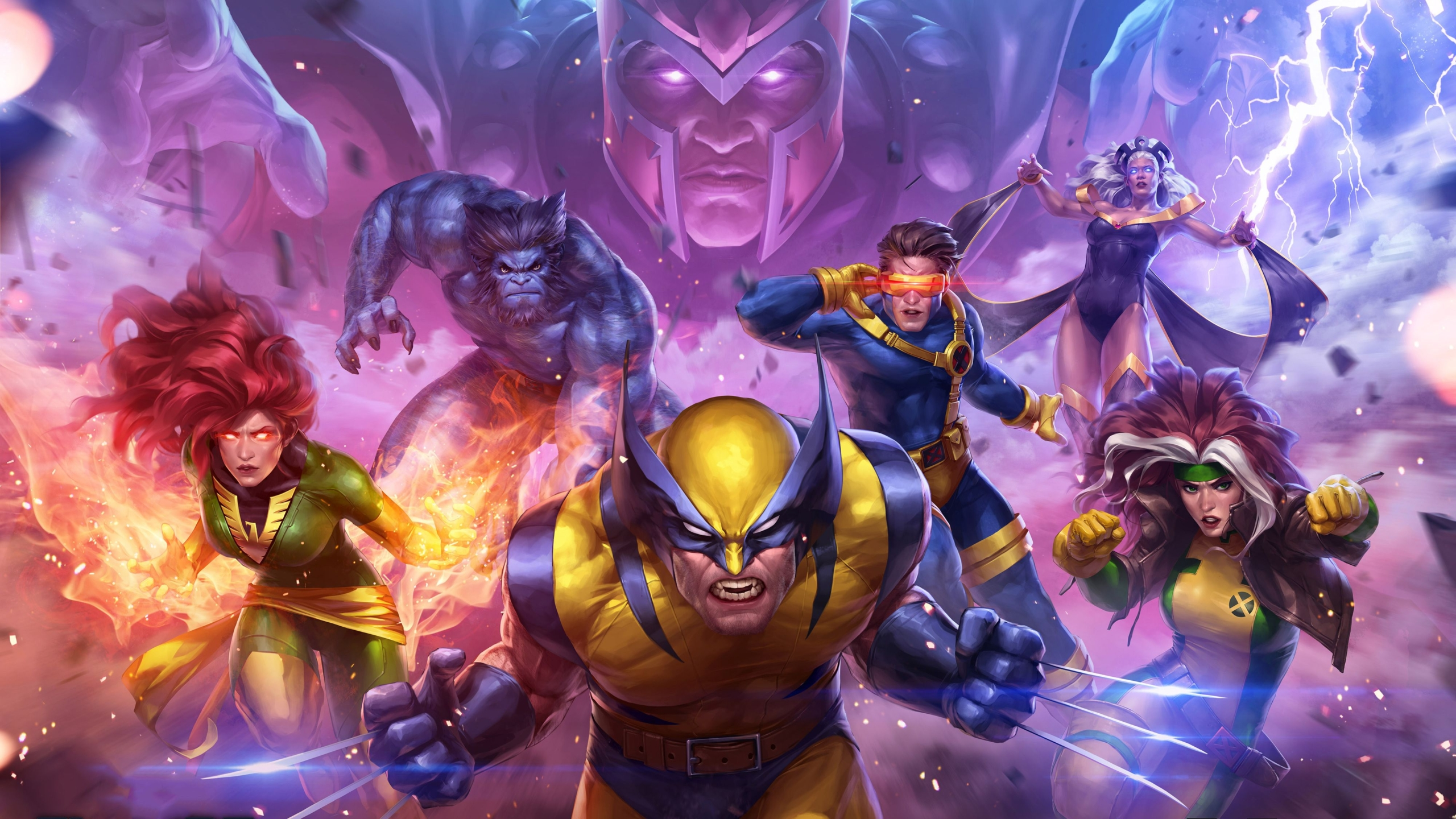 X Men Picture designs – Be Your Own Childhood Hero