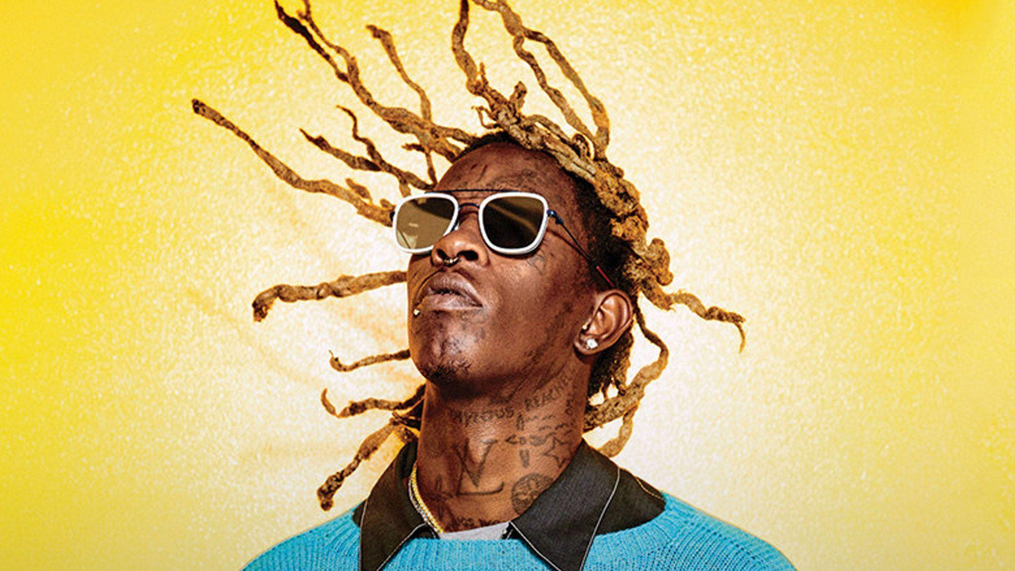 Young thug wallpaper – Yours Now!