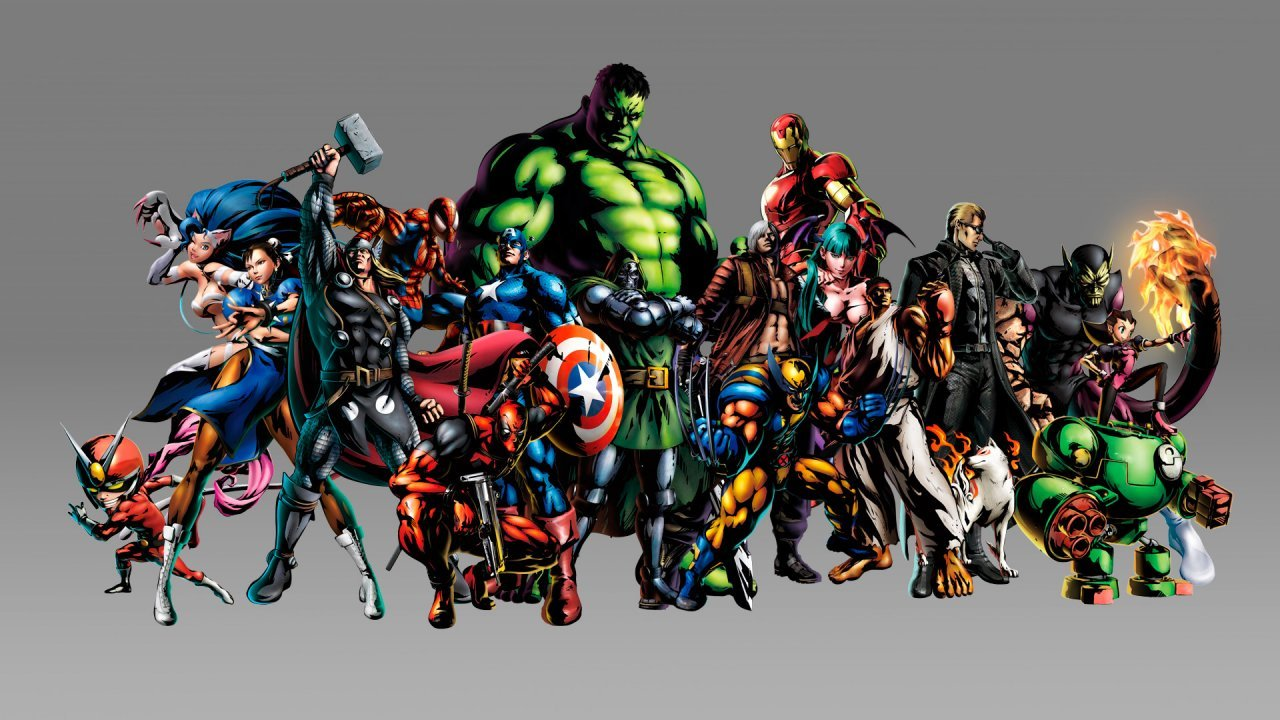 1080p Marvel Wallpapers For Laptops and Desktop